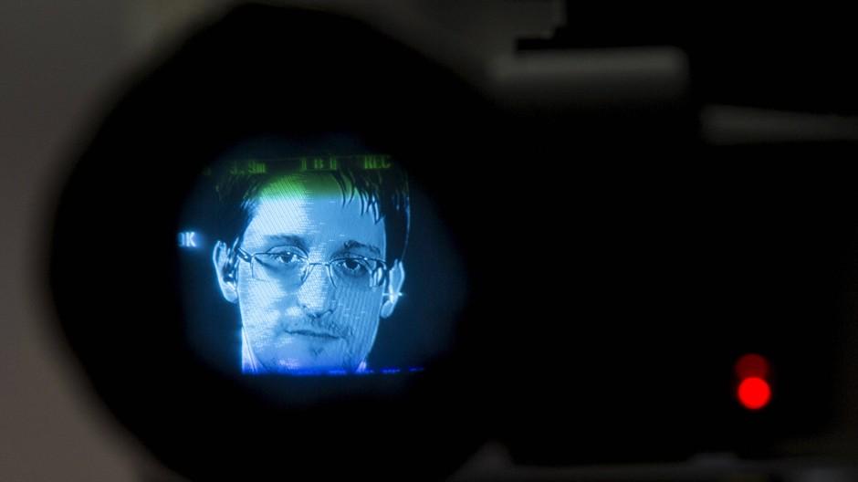 Wohl der bekannteste Whisteblower: Edward Snowden
