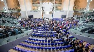 Bundestag regelt Familiennachzug neu