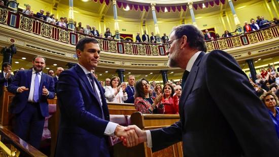 Pedro Sánchez wird neuer spanischer Regierungschef
