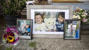 Flüchtlingskinder in Kobane beigesetzt