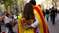 Darf Katalonien unabhängig sein?