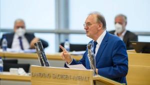 Die bockige CDU