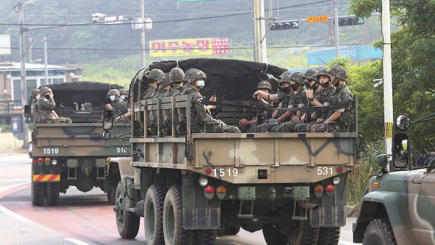 Nordkorea will Truppen in entmilitarisierter Zone stationieren