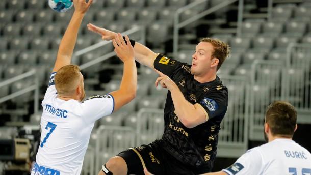 THW Kiel meistert den Champions-League-Auftakt