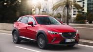 Japanische Verführung: Der Mazda CX 3 trifft den Geschmack.