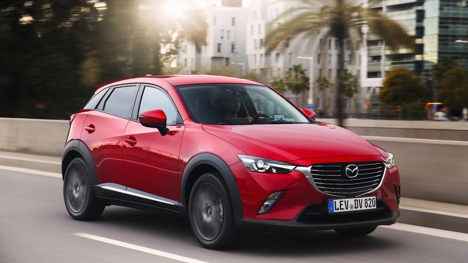 Mazda Cx 3 Diesel Im Test Technische Daten Und Preis
