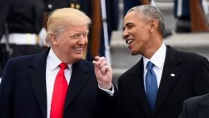 Der Präsident ist felsenfest überzeugt