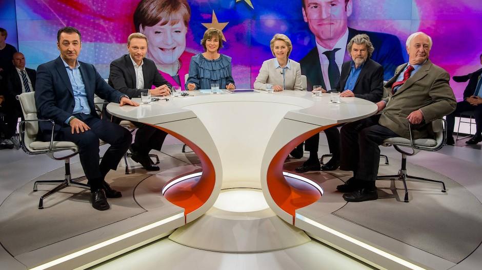 TV-Kritik zu Maybrit Illner: Wenn Deutschland ausfällt