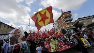 PKK kündigt Waffenstillstand mit Türkei auf