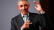 """Obama in Berlin: """"Ihr müsst das Gefühl bekommen, dass Ihr nicht alleine seid, sondern motiviert von denselben Werten und Visionen"""""""
