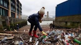 London verbietet Strohhalme und Wattestäbchen