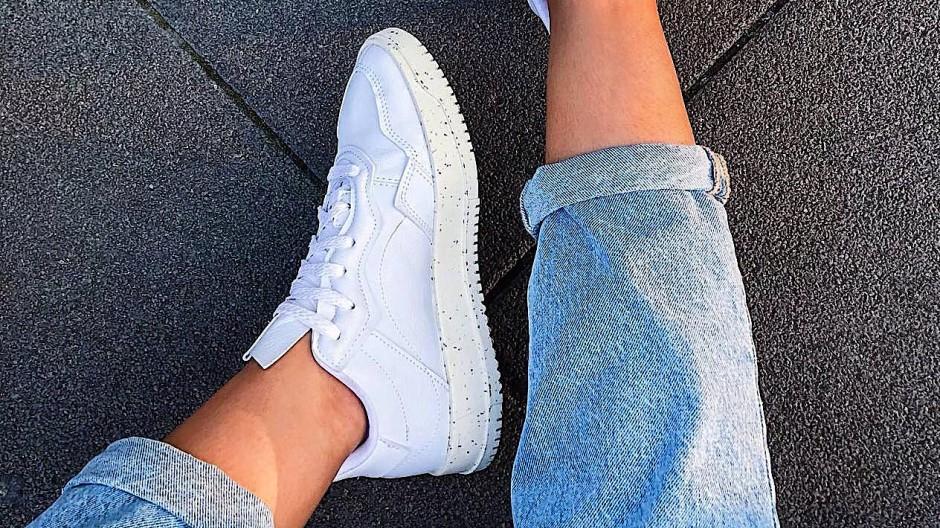 Vegan und nachhaltig: Der neue Clean Classic Sneaker von Adidas