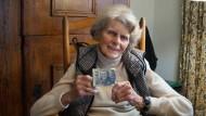 Die heute 98-jährige Dorette Schlidt in ihrem Haus in Huntsville.