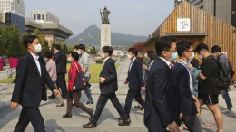 Südkorea lässt die Covid-Rezession hinter sich