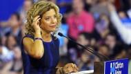 Parteichefin der Demokraten kündigt Rücktritt an