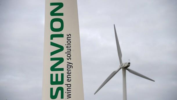 Windradhersteller Senvion steht vor Zerschlagung