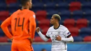 Deutsche U-21 rettet Remis