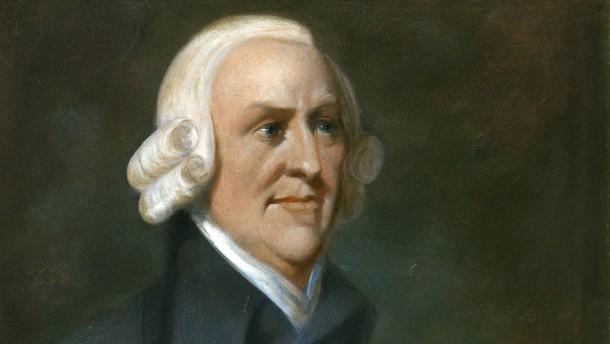 Mehr Adam Smith wagen