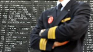 Streik der Lufthansa-Piloten hat begonnen