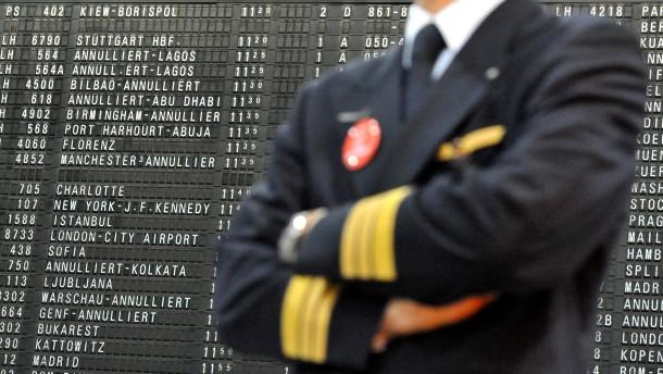 Die Piloten streiken – nun auch am Donnerstag