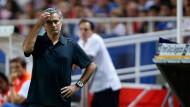 Auf der Suche nach einem Team und dem Erfolg: José Mourinho und Real Madrid sind in der Krise