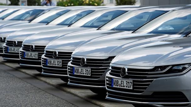 VW berichtet nicht mehr monatlich über Auslieferungszahlen