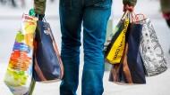 Verbraucherstimmung in Deutschland ist getrübt