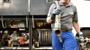Der Ölpreis sinkt – aber Tanken wird teurer