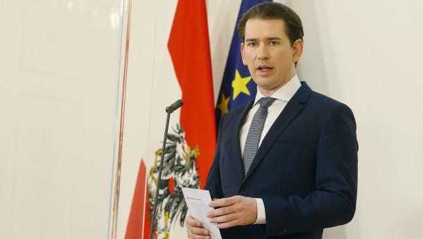 Österreich droht mit Impfstoff-Blockade