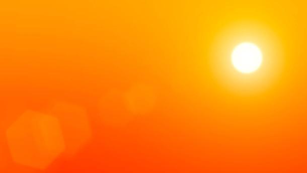 Die Temperaturrekorde in Europa schmelzen