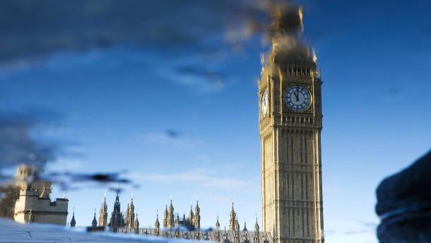 """Der Traum vom """"Globalen Britannien"""""""