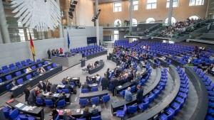 CDU liegt bei Großspenden deutlich vorn