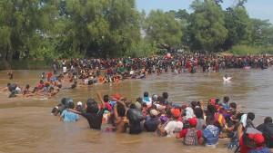 "Trump will ""Zeltstädte"" an der Grenze zu Mexiko"