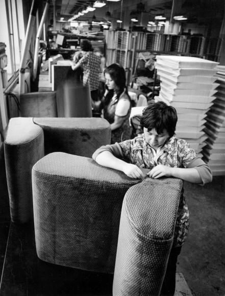 Bild zu: Zwangsarbeit: DDR-Häftlinge schufteten für westdeutsche ...