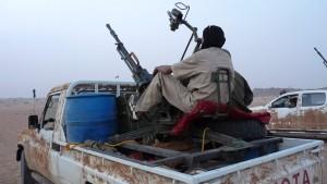 Islamisten und Tuareg kesseln Timbuktu ein