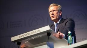 Treffen der Wirtschafts-Nobelpreisträger in Lindau