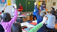 Schüler der Geschwister-Scholl-Schule in Tübingen (Archivbild)