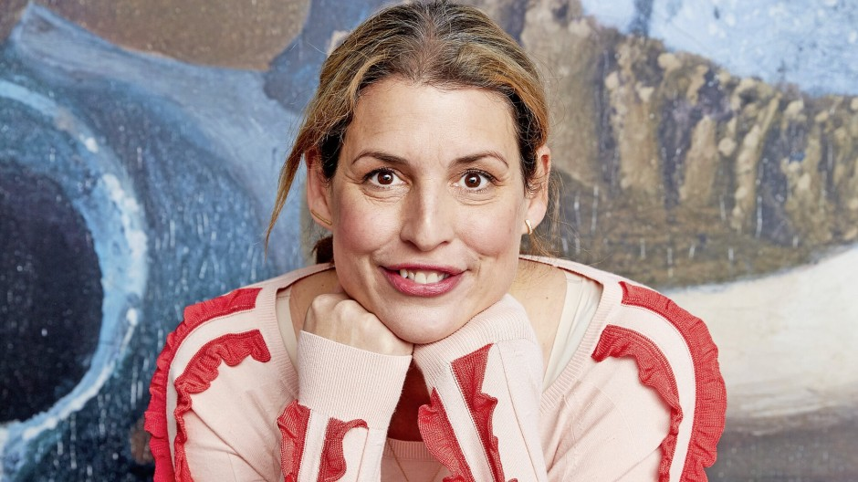 Unterhaltsam und spontan – Schauspielerin Elena Uhlig