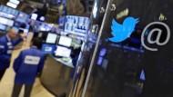Twitter-Kurs fällt unter den Ausgabepreis