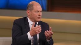 """Scholz kritisiert """"frauenfeindlichen Anteil"""" in der Politik"""
