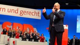 Die roten Linien des Martin Schulz