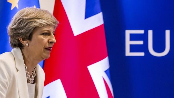 Britische Schmerzgrenze liegt offenbar bei 40 Milliarden Euro