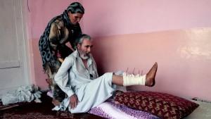 Mehr zivile Opfer in Afghanistan