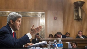 Kerry weist harsche Kritik im Senat zurück