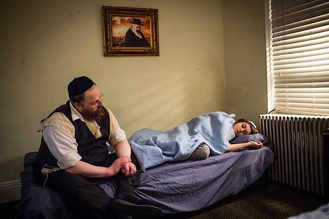 """Der Film """"Menashe"""" erzählt zu großen Teilen die Lebensgeschichte des Schauspielers."""