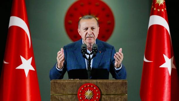 Erdogans Suche nach Auftrittsorten