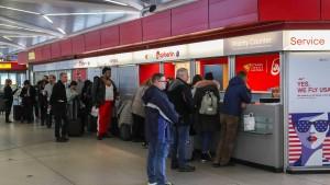 Air-Berlin-Krise nervt Urlauber