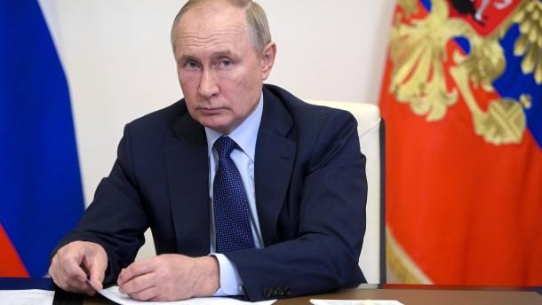 Kreml weist Verantwortung für hohe Gaspreise zurück