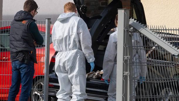 Opfer von Attacke in Limburg durch Kollision mit Auto gestorben