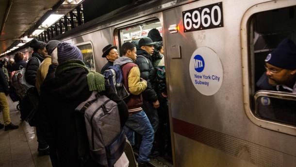 Forscher finden alte Pesterreger in U-Bahn